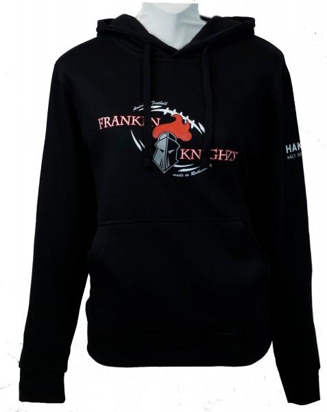 Franken Knights Hoody Sweatshirt 2020 schwarz